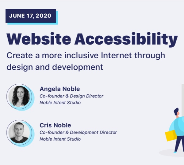 SDXD Meetup: Website Accessibility