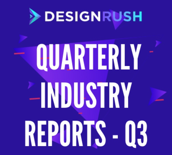 Design Rush Quarterly Industry Reports - Q3