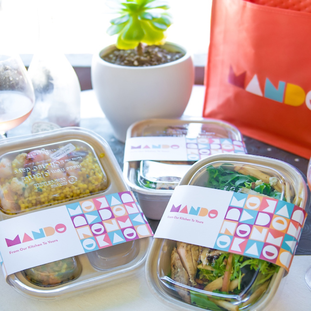 Mando meal packages